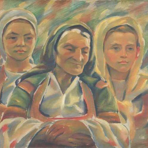 Владимир Димитров – Майстора – Баба с внучки