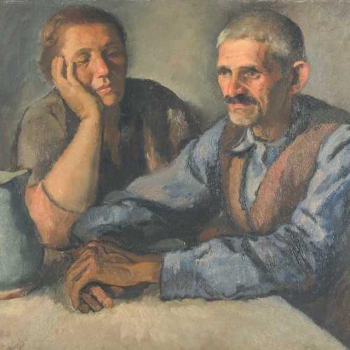 Ненко Балкански – Моите родители, 1937 г.