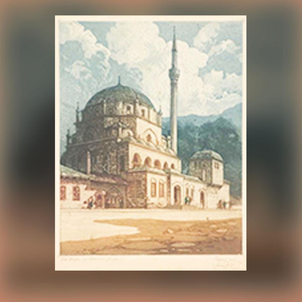 Петър Морозов – Томбул джамия – Шумен, 1927