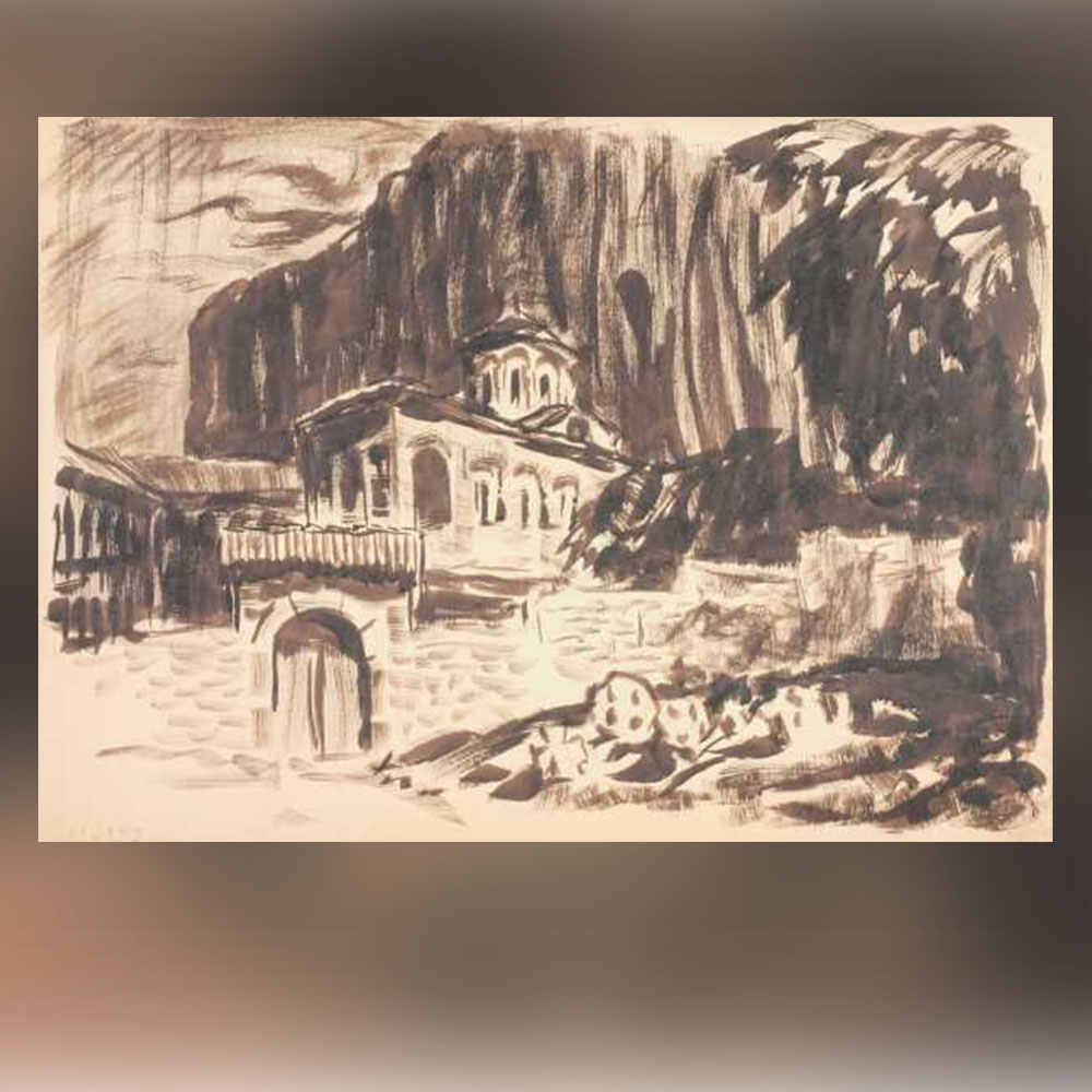 Борис Денев – Манастира