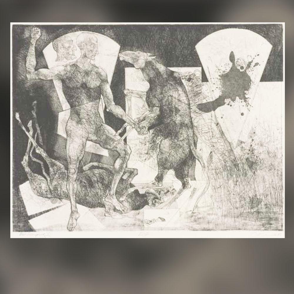 Стоимен Стоилов – Бестиарии I, 1983