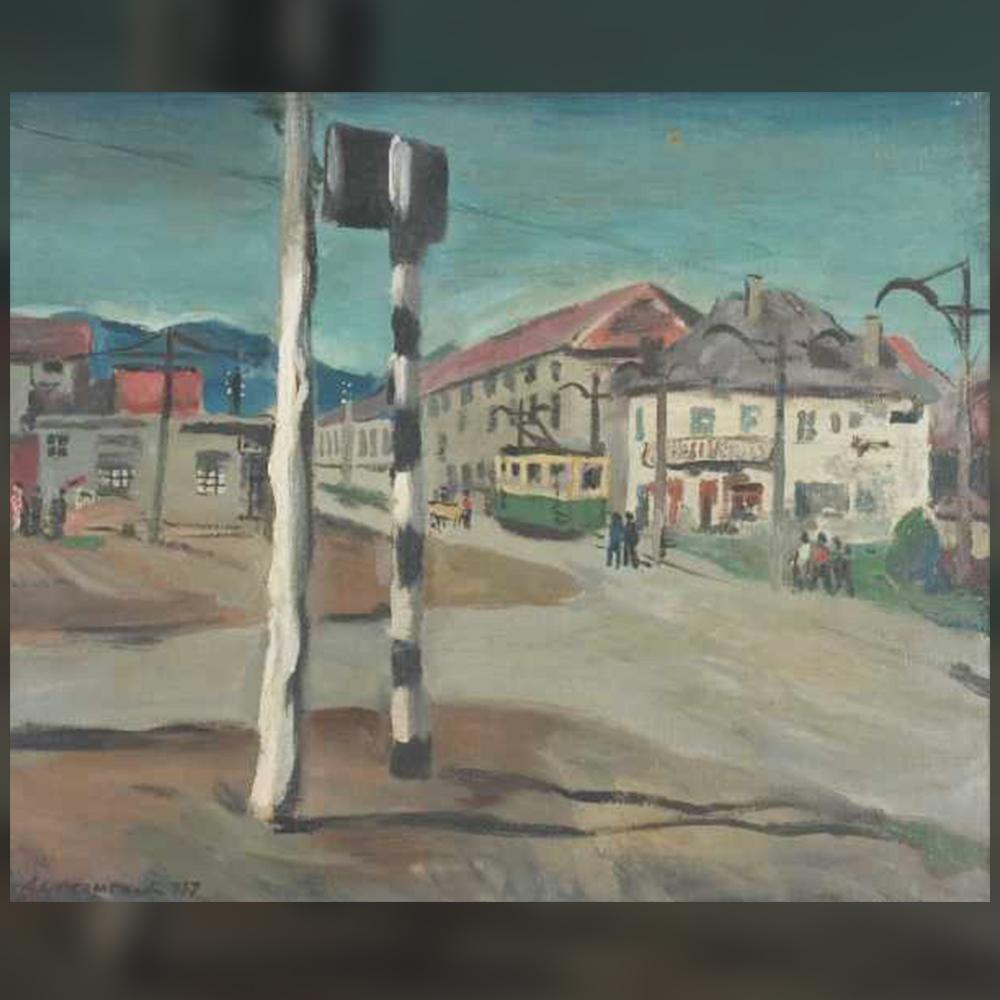 Александър Стаменов - Предградие, 1937