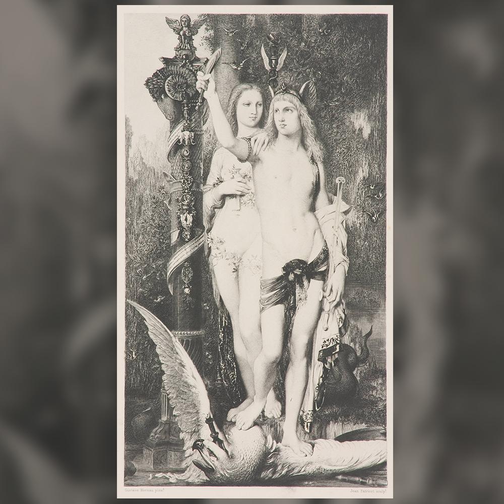Жан Патрико - Медея и Язон